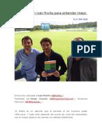 Un Paseo Con Iván Rivilla Para Entender Mejor El Fútbol