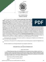 Sentencia Venezuela - TSJ sustituye a Asamblea Nacional para ejercer competencias parlamentarias.