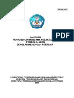 3. Panduan Penyusunan RPP SMP