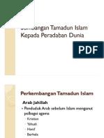 Bab 3 - Sumbangan Islam Kepada Dunia [Pp]
