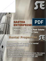 Rental Properties - Sastha Enterprises LLC II