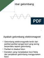 pertemuan 8Gelombang elektromagnet