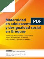 Maternidad en Adolescentes
