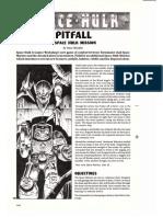 Space Hulk Pitfall Campaign
