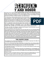 Space Hulk 2nd Edition Mission Duty and Honor