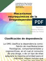 Mecanismos de La Drogo Dependencia (1)