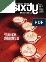 majalah kopi air asia