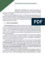 Aula 2_Reforma Protestante Do Século XVI-Parte 1