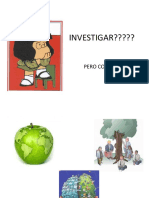 Investiga r