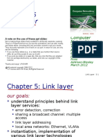 Chapter5 DataLink