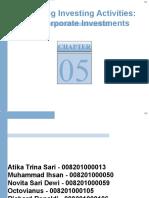 Ch Analisis Aktivitas Investasi