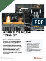 OTE Outotec Flash Smelting Technology Eng Web