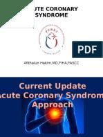 Acute Coronay Syndrome - BACC