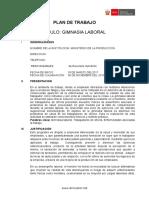 Plan de Gimnasia Laboral Corregido