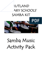 Samba Activity Pack