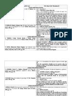 Fichas Bibliográficas y de Trabajo