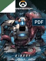 Comic Overwatch Bastion