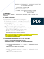 Guía N°   05 NEURODESARROLLO y ESTIMULACION