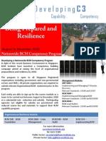 BCM Institute Competency Program 2010