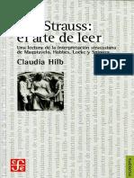 257422241-Leo-Strauss-EL-ARTE-de-LEER.pdf