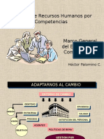 Gestion RRHH Competencias[1]