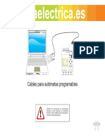 DOC Cables Para Automatas
