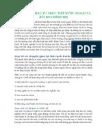 Chương 17 Đầu Tư Trực Tiếp Nước Ngoài Và Rủi Ro Chính Trị