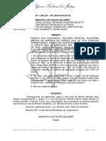 REsp 1.204.347-DF (2012) Sucessao Aberta Vigencia CC-16. Conjuge Sobrevivente. Direito Usufruto Parcial
