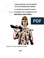 Defensa Nacional 2017