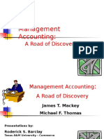 Slide Management Accounting