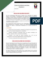 Finanzas Ii_ Jessenia Barrioneuvo_ Bolsa de Valores