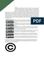Creative Commons Que Significa Bienes Comunes Creativos Es Una Organización Fundada en Estados Unidos Por Lawrende Lessing en E