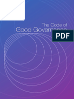 The Code of Good Governance