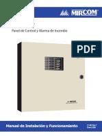 FA 1025T Manual Español
