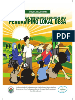 MODUL PELATIHAN PENDAMPING LOKAL DESA.pdf