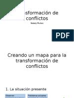Transformación de Conflictos