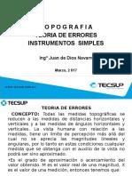 Clase 3 Instrumentos Simples