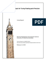 A Dynamic Analysis for Tuning Floating-point Precision-REPORT'15