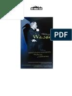 Absolute Wilson Press Kit