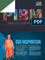 PIBM Prospectus - 2017-19