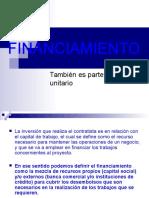 Financia Mien To por aproximaciones lineales