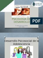 10. Desarrollo Psicosocial en La Adolescencia