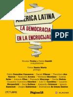 América latina La democracia en la encrucijada.pdf