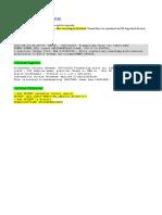 OGG_01028 Formatting Error