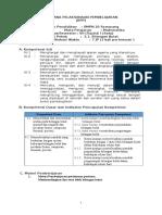 Rpp Kd 3.1, Bilangan Smt 1