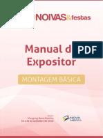 1. Manual Do Expositor - Montagem Básica