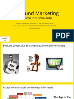 Inbound Marketing Pentru Industria Auto