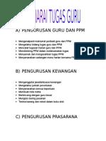 Pengurusan Guru Dan Ppm