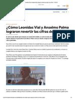¿Cómo Leonidas Vial y Anselmo Palma lograron revertir las cifras de La Polar_ - PULSO