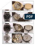 Mariage Watches